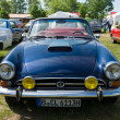 Stok fotoğraf: Two-door roadster Sunbeam Tiger