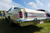 Full-size car Ford LTD (Americas), rear view — ストック写真