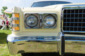 Headlamp Full-size car Ford LTD (Americas) — Stock Photo