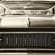 ������, ������: Full size automobile Oldsmobile 98 Ninety Eight sepia