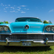 Постер, плакат: Personal luxury car Buick Series 700 Limited Hardtop Sedan 1958