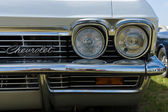 Headlamp Full-size automobile Chevrolet Impala Hardtop Coupe — Stock Photo