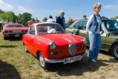 Microcar Goggomobil TS 250 Coupe — Stock Photo