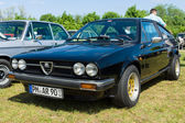 Three-door coupe Alfa Romeo Sprint — Stock Photo