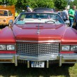 Постер, плакат: PAAREN IM GLIEN GERMANY MAY 19: Full size personal luxury car Cadillac Eldorado The oldtimer show in MAFZ May 19 2013 in Paaren im Glien Germany