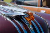 Hood ornament Full-size car Pontiac Star Chief — ストック写真
