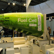 Stock Photo: ILBerlin Air Show 2012. Stand Federal Ministry of Economics and Energy