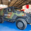 Stock Photo: ILBerlin Air Show 2012. Eagle V 4x4 armoured vehicle personnel carrier