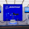 "Stock Photo: ILA Berlin Air Show 2012. Stand of ""Boeing"""