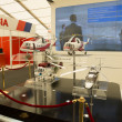 "Stock Photo: ILA Berlin Air Show 2012. The company's stand ""OPK Oboronprom"" and Russian Helicopters"