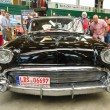 Постер, плакат: The Full size car Buick Special Riviera Series 40 1957