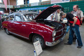 Car Borgward Hansa 2400 Sport — Stock Photo