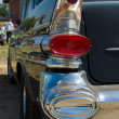 Постер, плакат: The rear brake lights Full size car Pontiac Star Chief Catalina