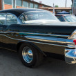 Постер, плакат: Full size car Pontiac Star Chief Catalina rear view