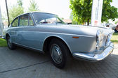 Executive car Lancia Flavia Series 1 Coupe (Pininfarina) — Stockfoto