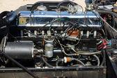 Engine sports coupe Triumph GT6 — Stock Photo