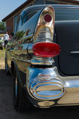 The rear brake lights Full-size car Pontiac Star Chief Catalina — Stock Photo