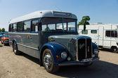 Saurer Oldtimer-Bus, 1959 — Stock Photo