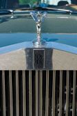 The emblem of Rolls-Royce, Spirit of Ecstasy — Stock Photo