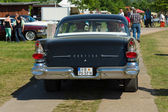 Full-size car Pontiac Star Chief Catalina, rear view — Stock Photo