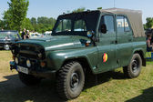 Soviet off-road vehicle UAZ-469 — Stock Photo