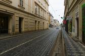 プラハ旧市街の通り. — ストック写真