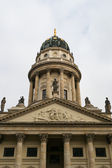 Berlin. German Cathedral on Gendarmenmarkt — Photo