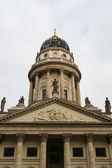 Berlin. German Cathedral on Gendarmenmarkt — Stock Photo