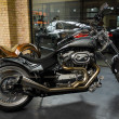 Постер, плакат: Motocycle Harley Davidson Custom Bike