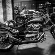 Постер, плакат: Harley Davidson Custom Bike
