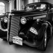 Постер, плакат: Car Buick Hot Rod Business Coupe V8