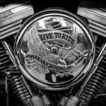 Постер, плакат: Motorcycle Harley Davidson