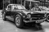 Roadster Triumph TR6 — Stock Photo