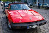 Car Triumph TR8 — Stock Photo