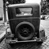 Oldtimer  Deluxe Tudor Sedan — Stock Photo