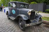 Oldtimer Ford Model A Deluxe Tudor Sedan — Stock Photo