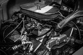 Motor chevrolet bel air pro pouliční — Stock fotografie
