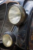 Oldtimer DKW Schwebeklasse — Stock Photo