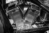 Motocycle Chili One Engine — Stock Photo