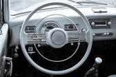 Luxury car BMW Cabin — Stock Photo