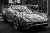 Car New Stratos by Fenomenon — Stock Photo