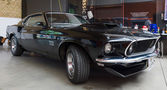 Car Ford Mustang Boss — Stock Photo