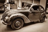 Compact car Hanomag — Stock Photo