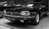 Car Jaguar XJS. — Stock Photo
