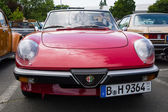 BERLIN, GERMANY - MAY 17, 2014: Roadster Alfa Romeo Spider (Third generation). 27th Oldtimer Day Berlin - Brandenburg — Stok fotoğraf