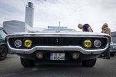 BERLIN, GERMANY - MAY 17, 2014: Mid-size car Plymouth Satellite (Third Generation). 27th Oldtimer Day Berlin - Brandenburg — 图库照片