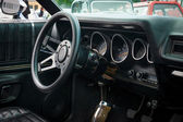 BERLIN, GERMANY - MAY 17, 2014: Cab of the mid-size car Plymouth Satellite (Third Generation). 27th Oldtimer Day Berlin - Brandenburg — Stock Photo