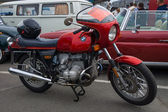 BERLIN, GERMANY - MAY 17, 2014: Motorcycle BMW R80-7. 27th Oldtimer Day Berlin - Brandenburg — Stock Photo