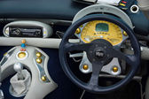 BERLIN, GERMANY - MAY 17, 2014: Cab of a sports car TVR Tuscan Speed 6. 27th Oldtimer Day Berlin - Brandenburg — Stock Photo