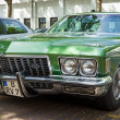 Постер, плакат: BERLIN GERMANY MAY 17 2014: Personal luxury car Buick Riviera Third generation 27th Oldtimer Day Berlin Brandenburg